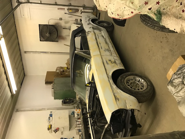 1964.5 Mustang Restoration