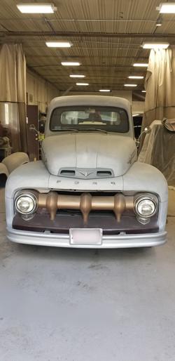 1952 F100 Restoration