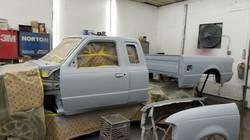 2007 Ranger Restoration