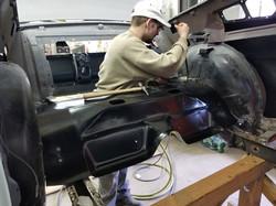 1967 Mustang Restoration