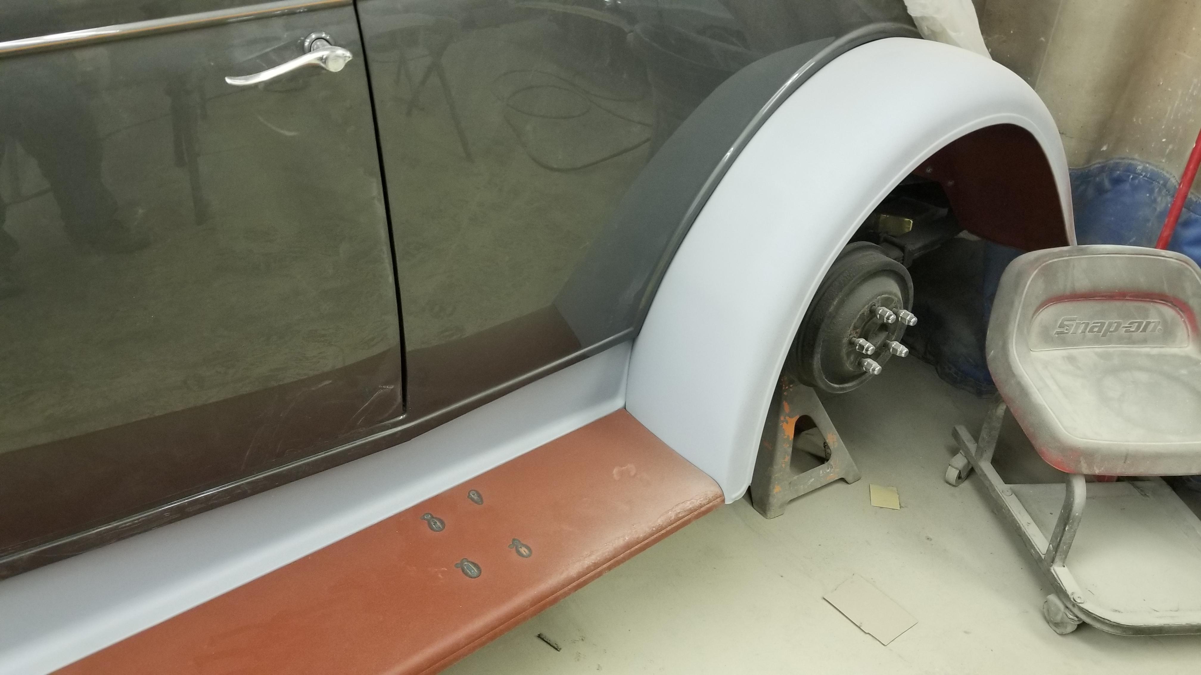 1932 Chevy Rick Foy's Garage