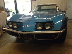 68 Corvette