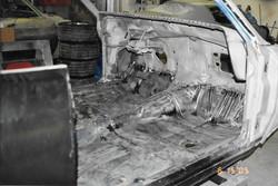 19676 Chevelle SS Restoration