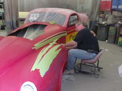 Willys Racecar