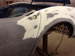 68 Vette Restoration