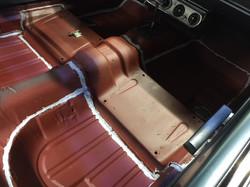 64 Mustang Restoration