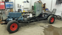 1950 Roadmaster Chassis