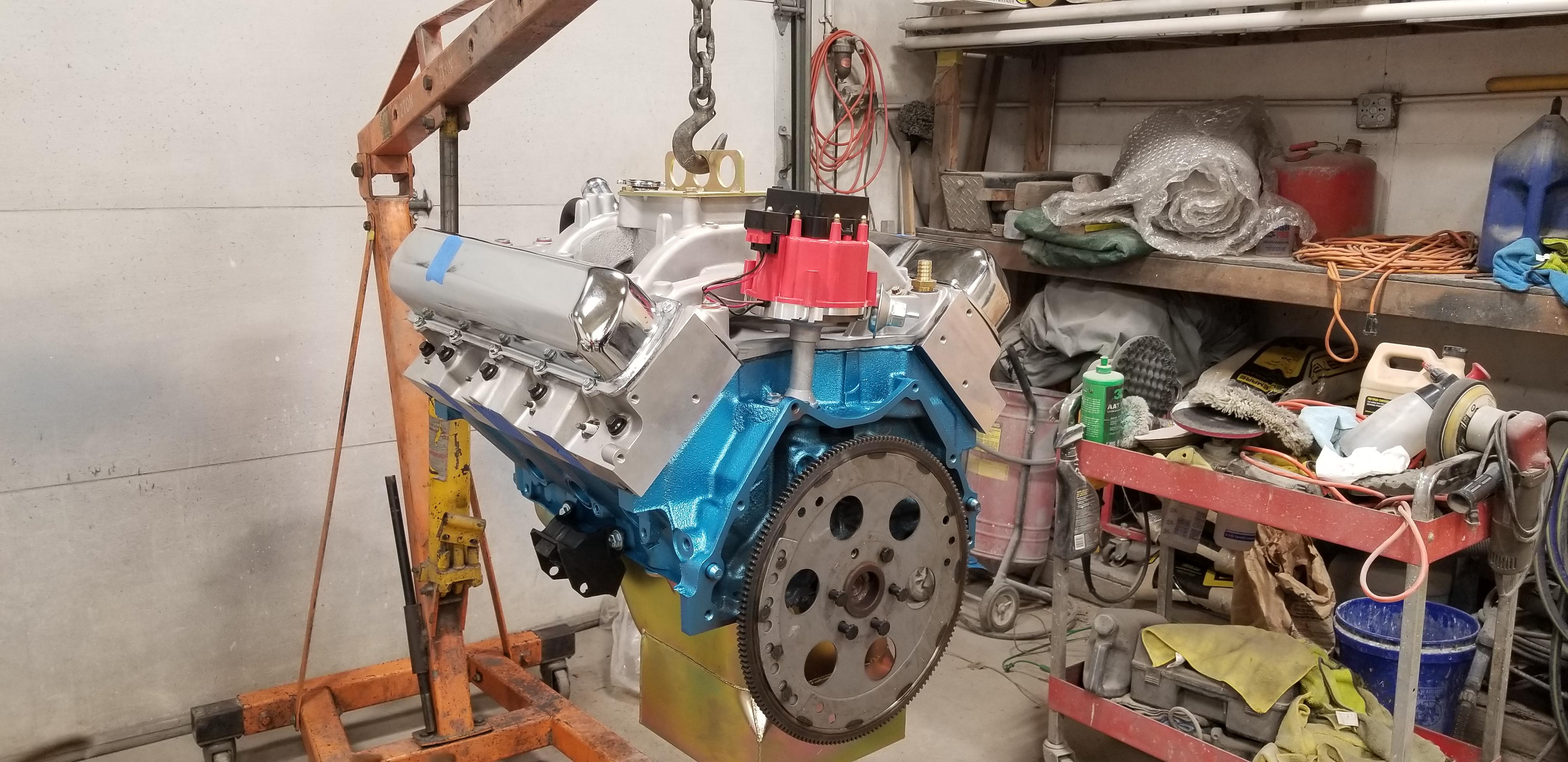 455 Oldsmobile