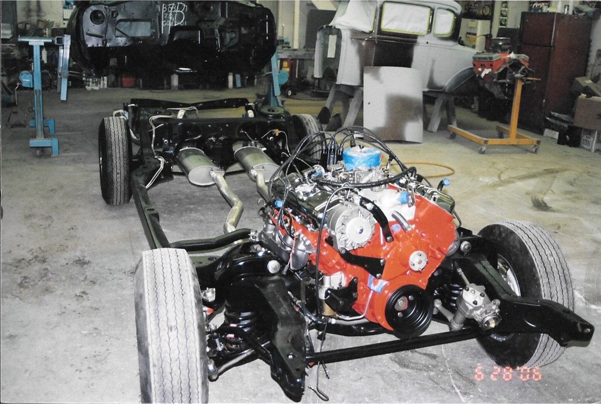 70 Chevelle SS Restoration