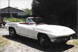 64 Corvette Restoration