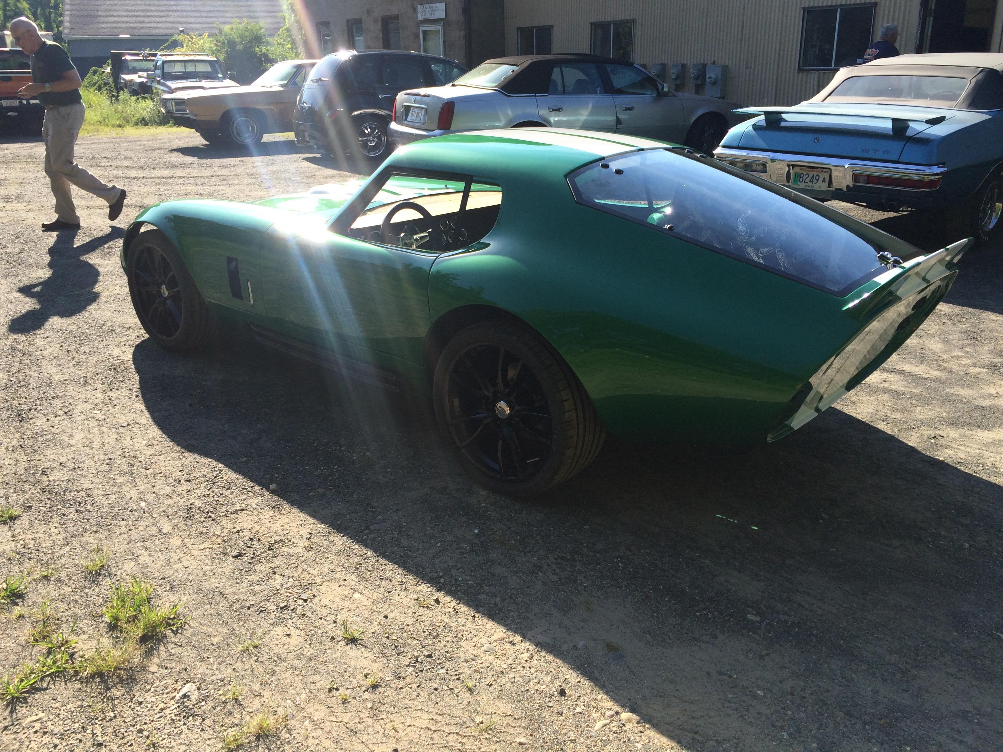 Shelby Daytona Race Car
