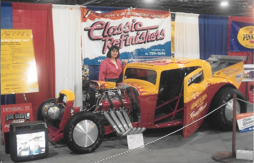 1932 Ford Coupe Road Warrior
