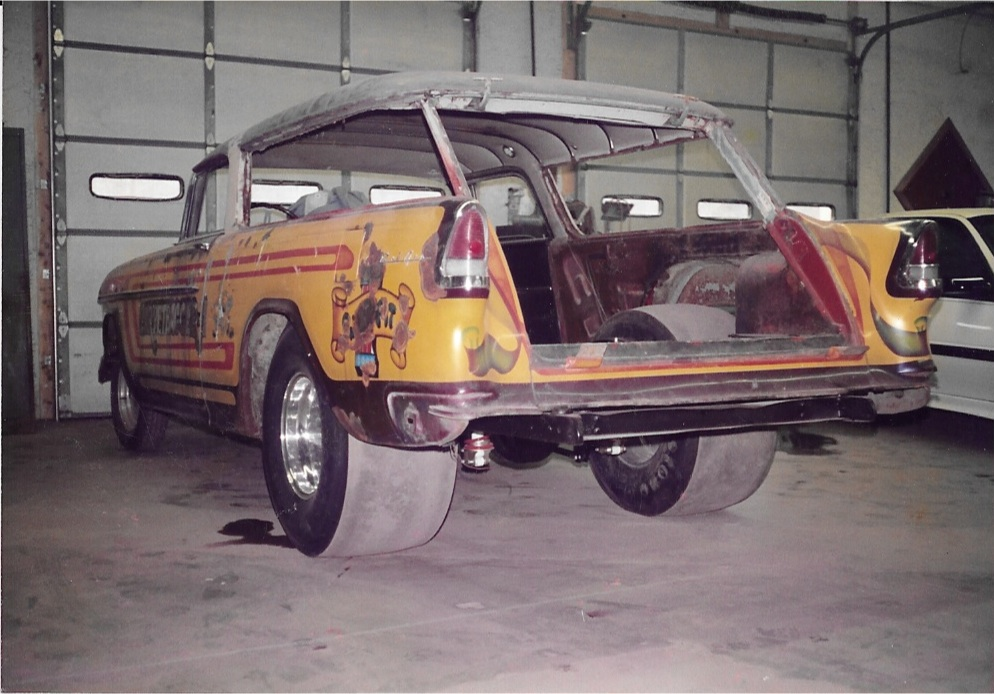 Carpetbagger Racecar