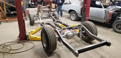 55 Chevy Nomad Chassis