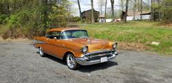 57 Chevy Restoration