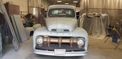 1952 Ford F100 Restoration