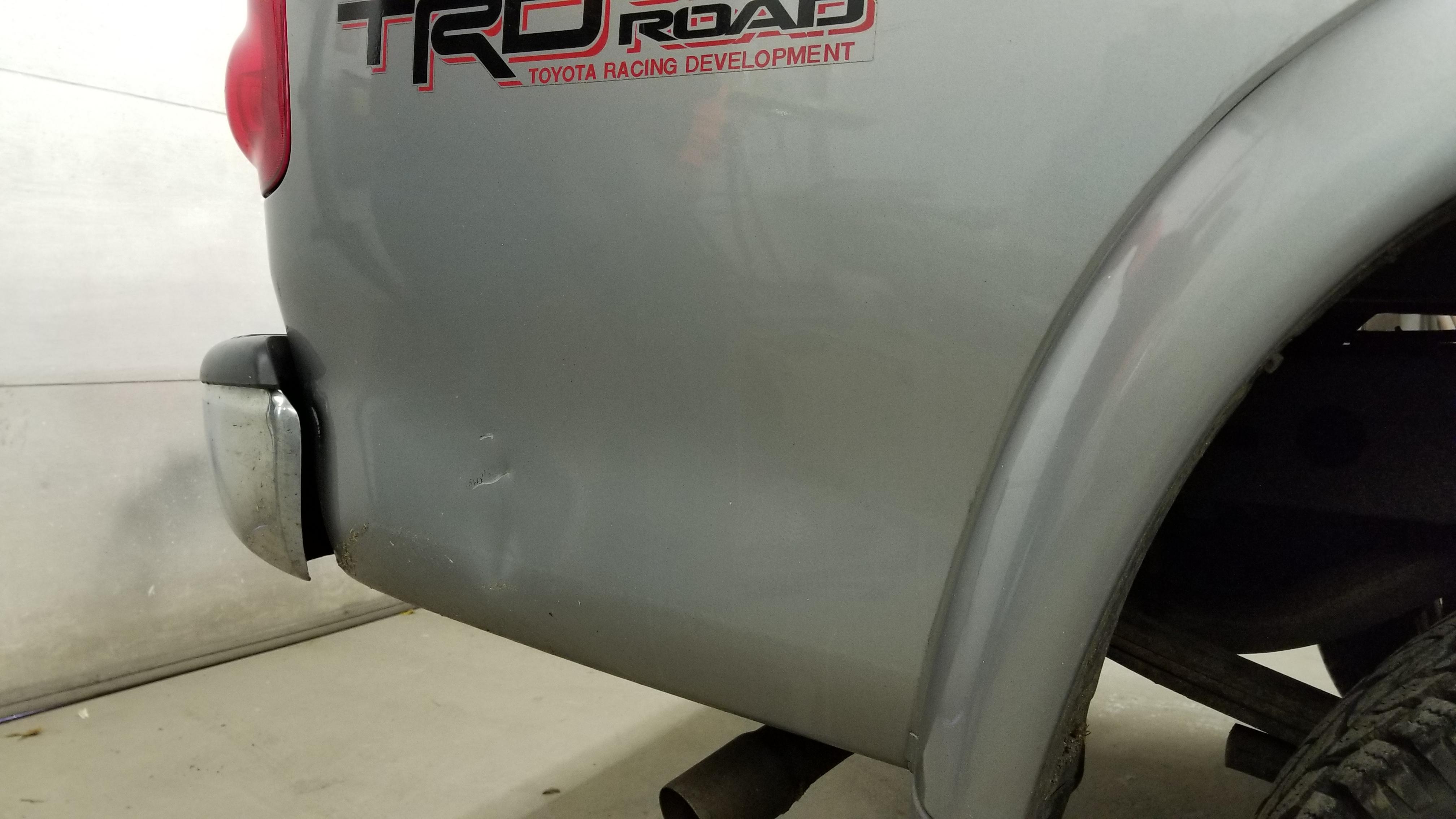 2006 Tundra Repairs