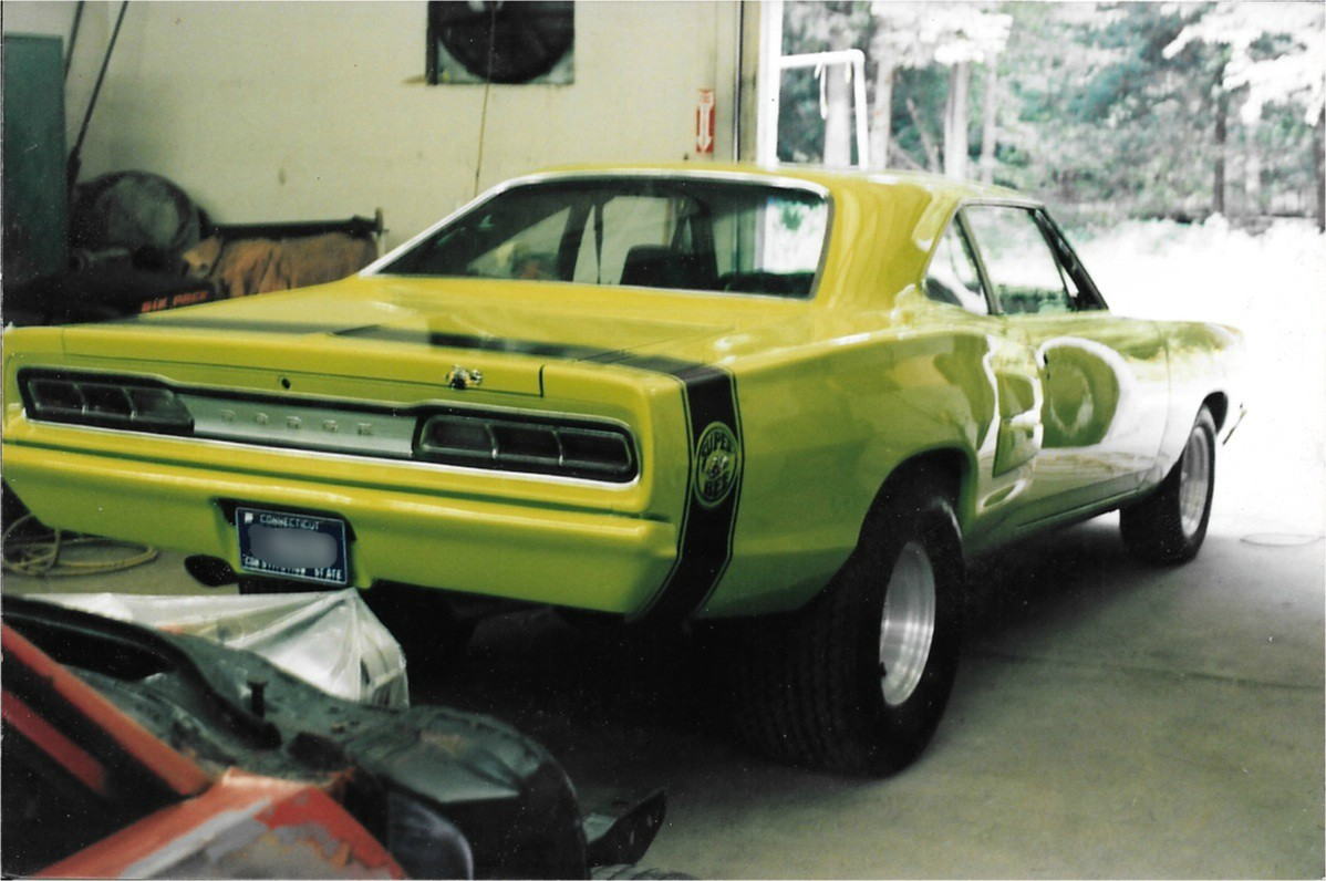 1968 Road Runner