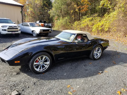 1973 Corvette Restoration