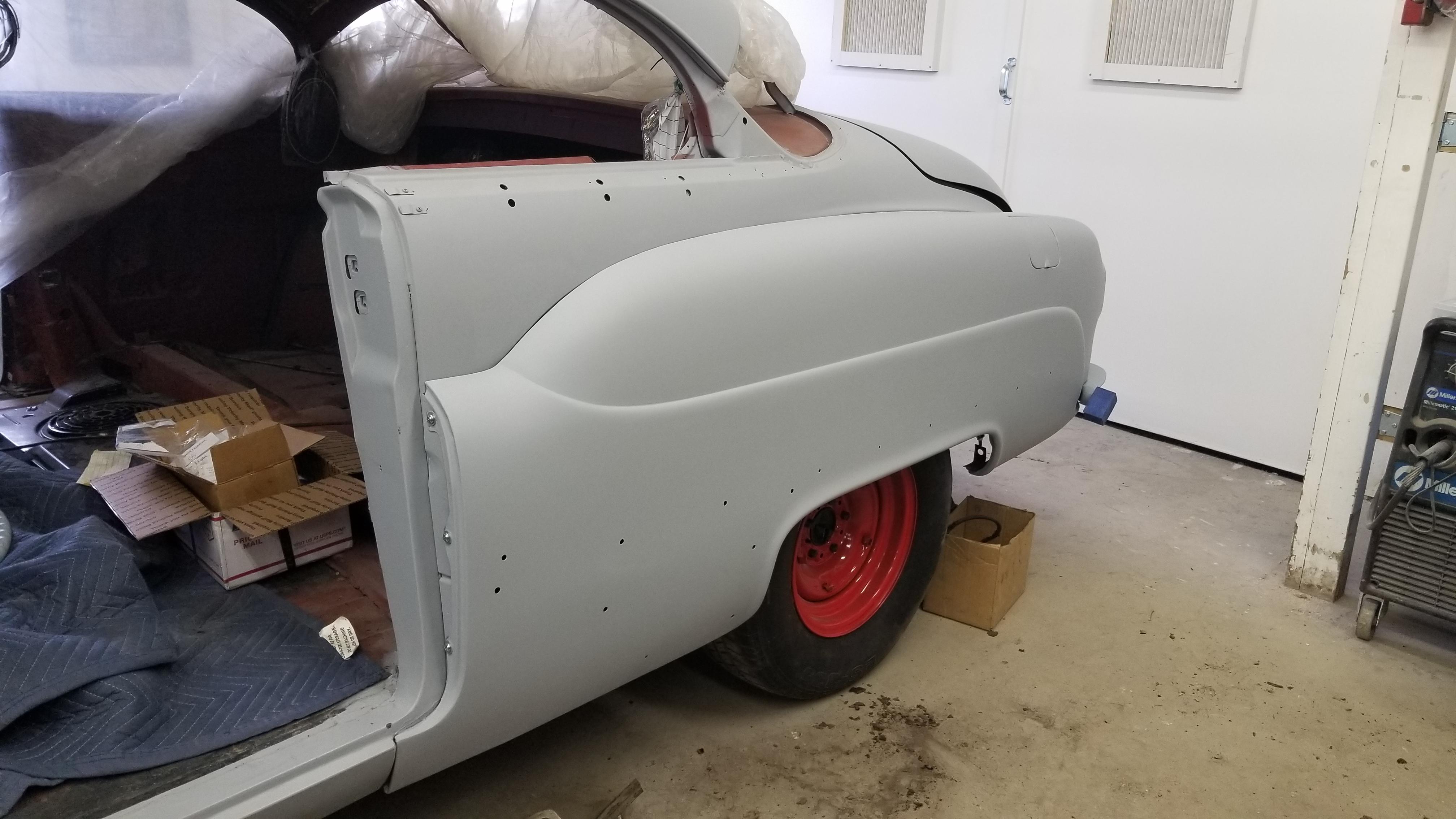 1950 Roadmaster Restoration