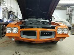 72 GTO Lemans