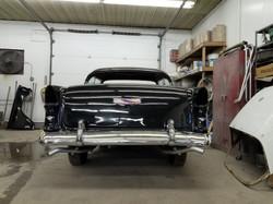55 Chevy Rick Foy's Garage