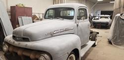 1952 Ford Restoration