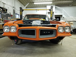 72 Pontiac GTO