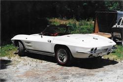 1964 Vette Restoration