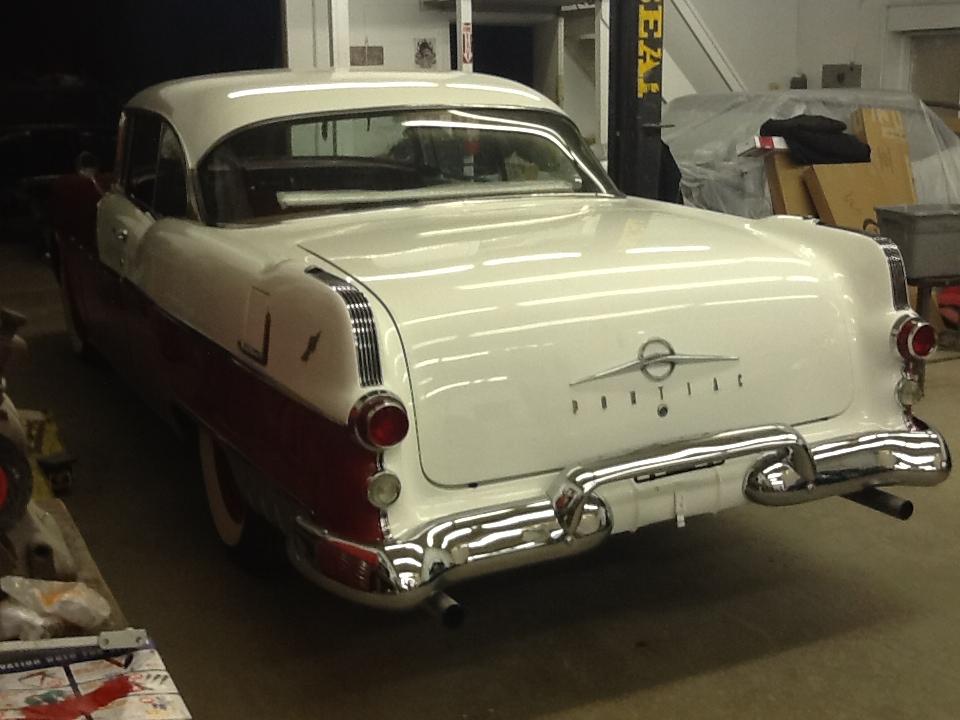 55 Pontiac