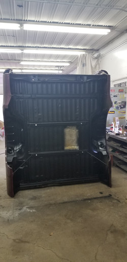 F250 Bed undercoating