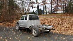 Ford Ranger Restoration