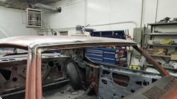 1970 Oldsmobile cutlass restoration