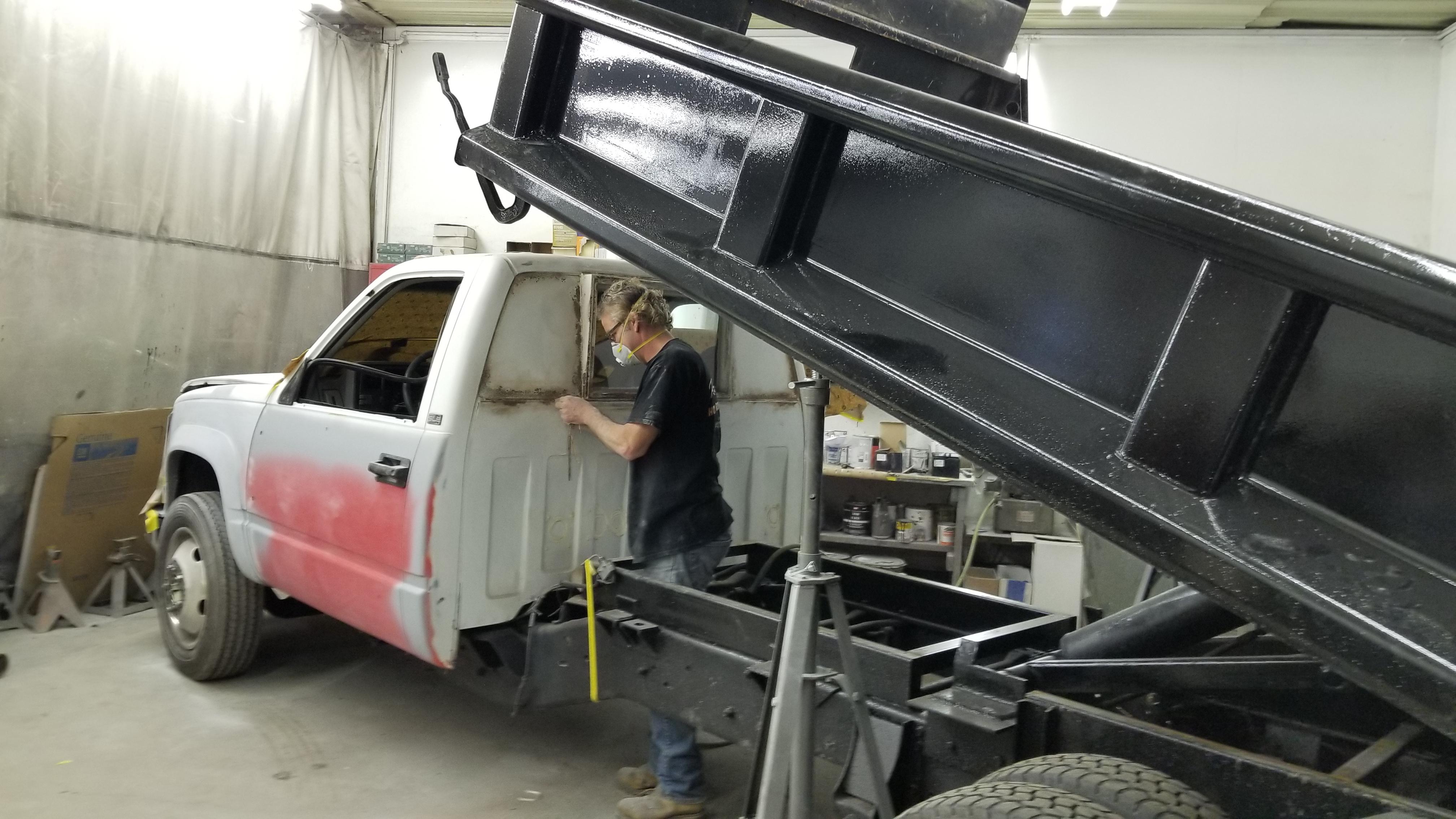 1994 Sierra Truck