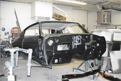 1970 Chevelle SS Restoration