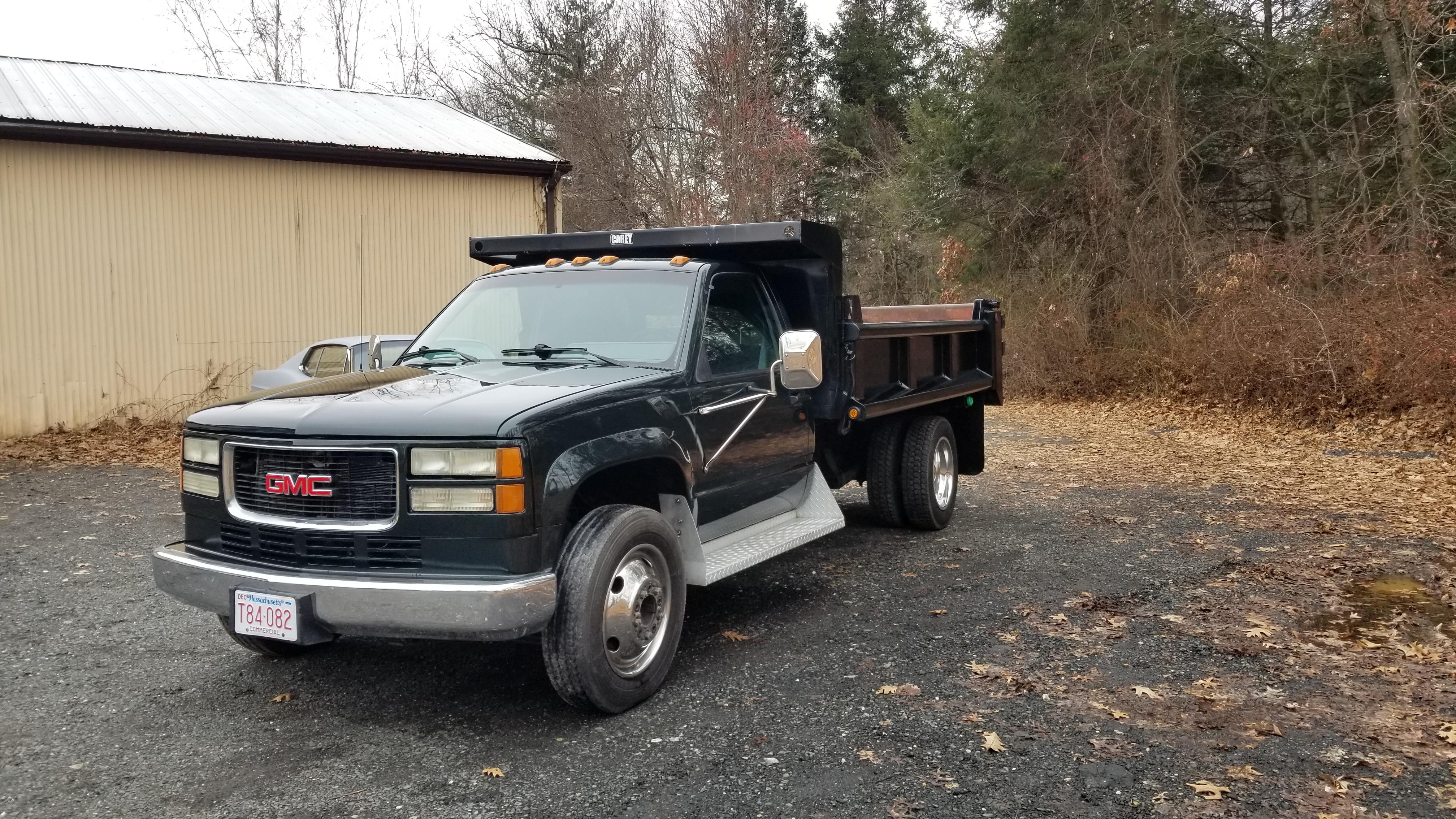 1994 Sierra Dump Truck
