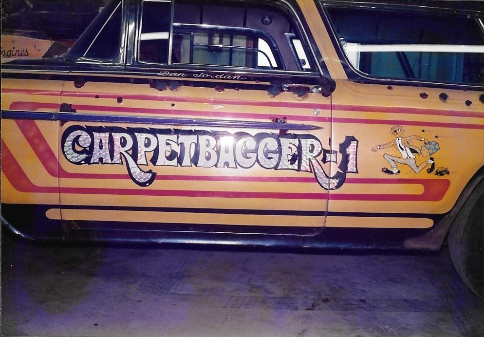 Carpetbagger Rick Foy