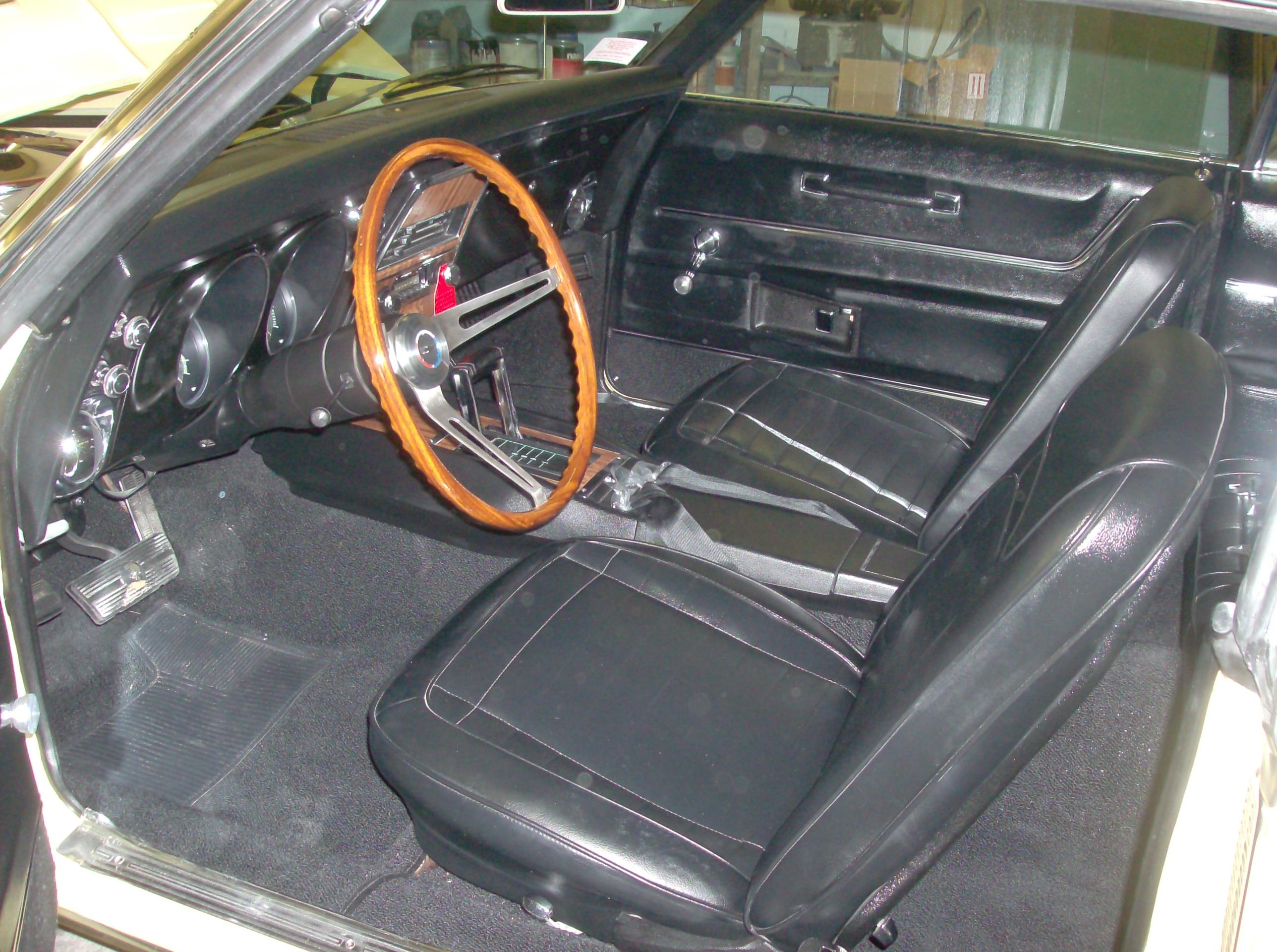 1968 Super Sport Camaro
