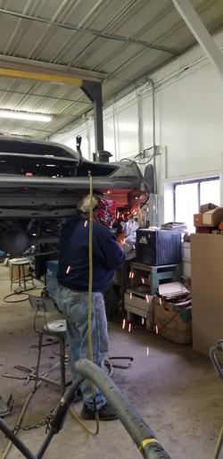 1970 Cutlass restoration
