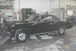Chevelle SS Restoration