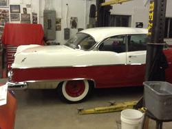 55 Pontiac Starchief