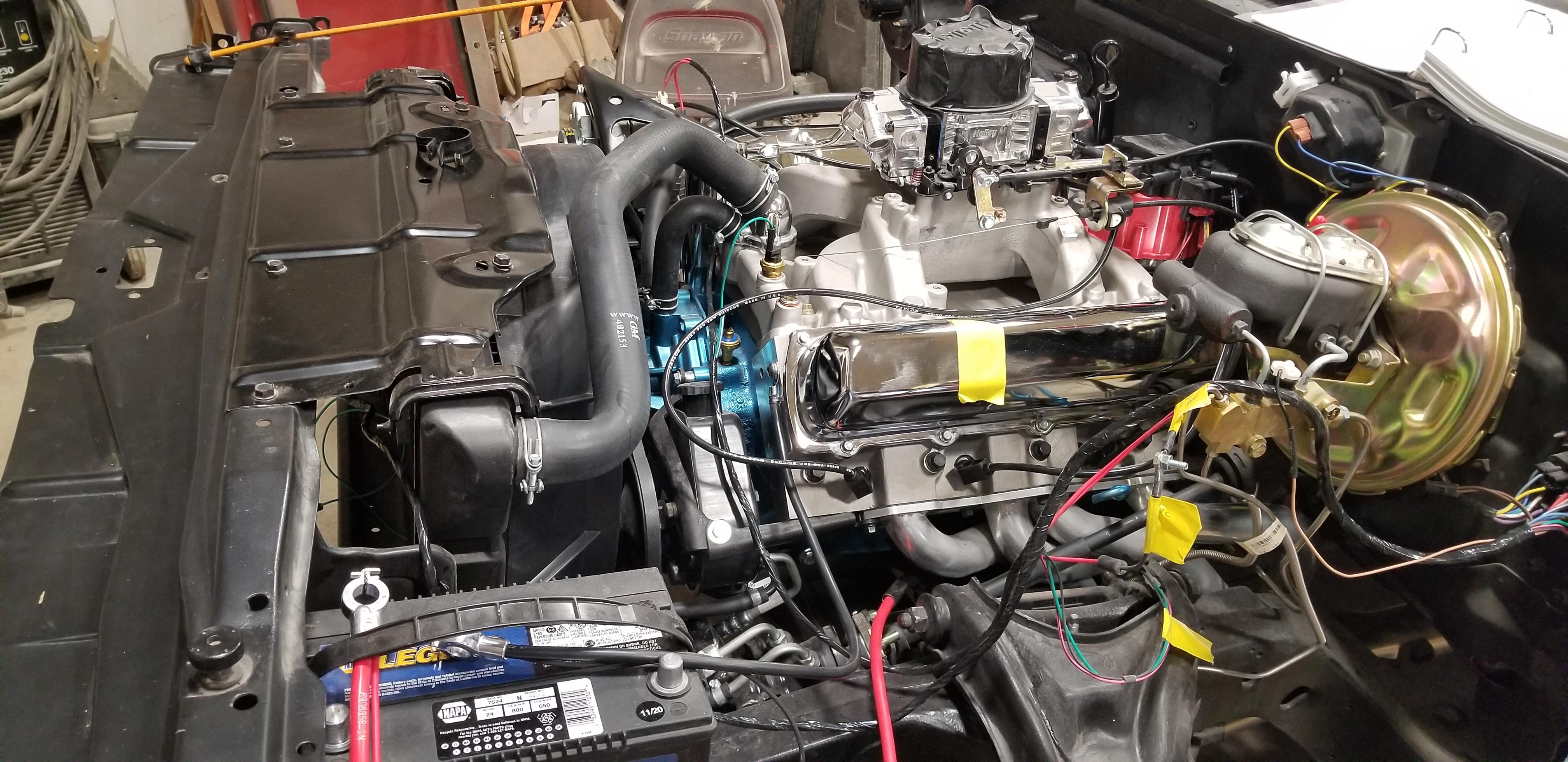 70 Olds Cutlass Restoration