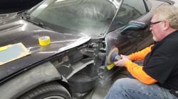 Corvette Repair Rick Foy's Garage