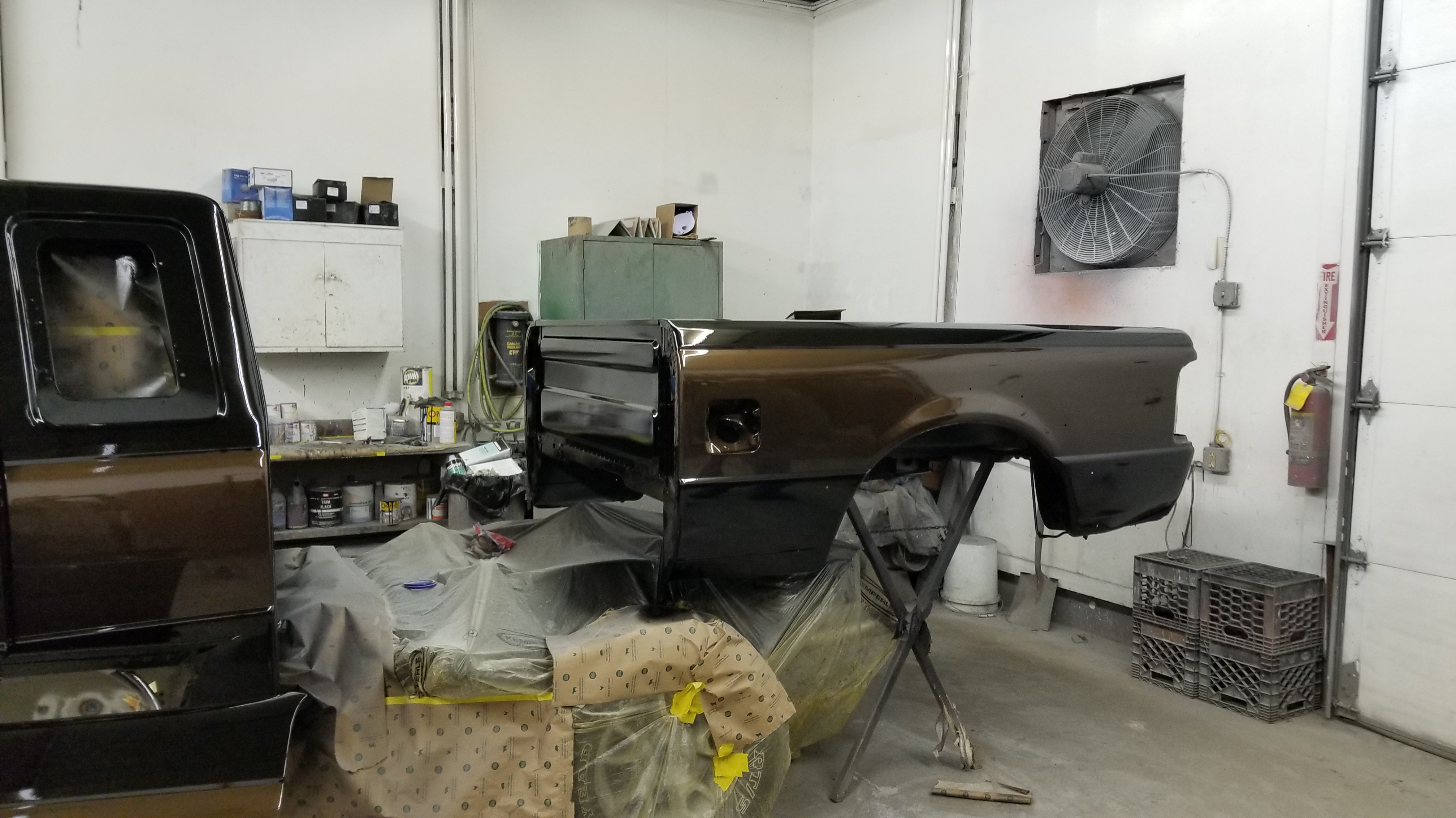 07 Ford Ranger Restoration