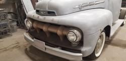 1952 Ford Pickup Restoration