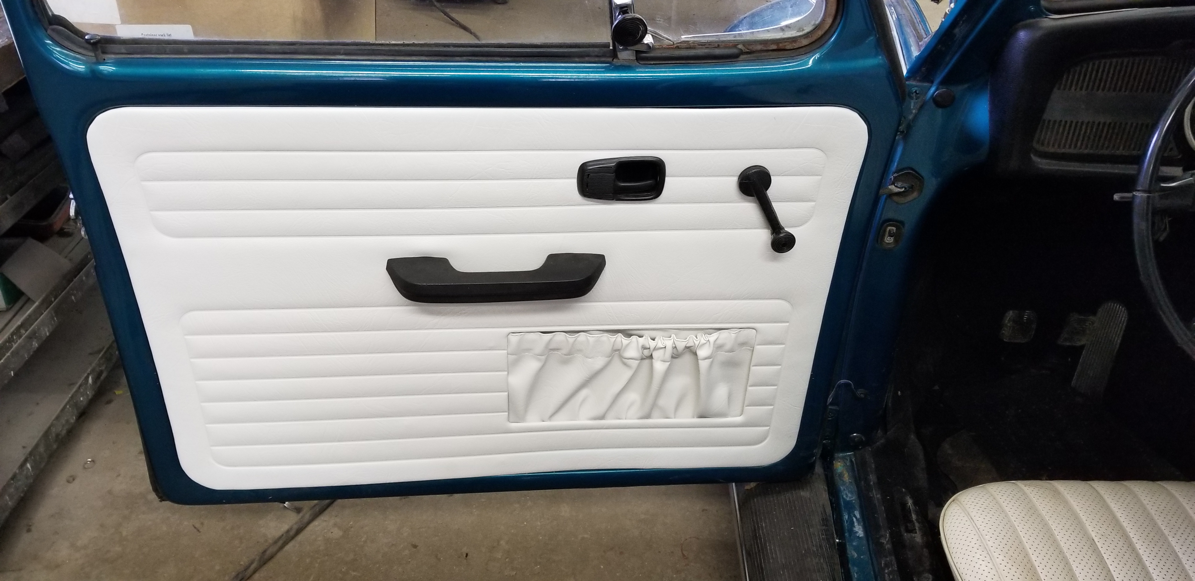 1974 Beetle Door Panel