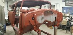1955 Chevy Nomad Restoration