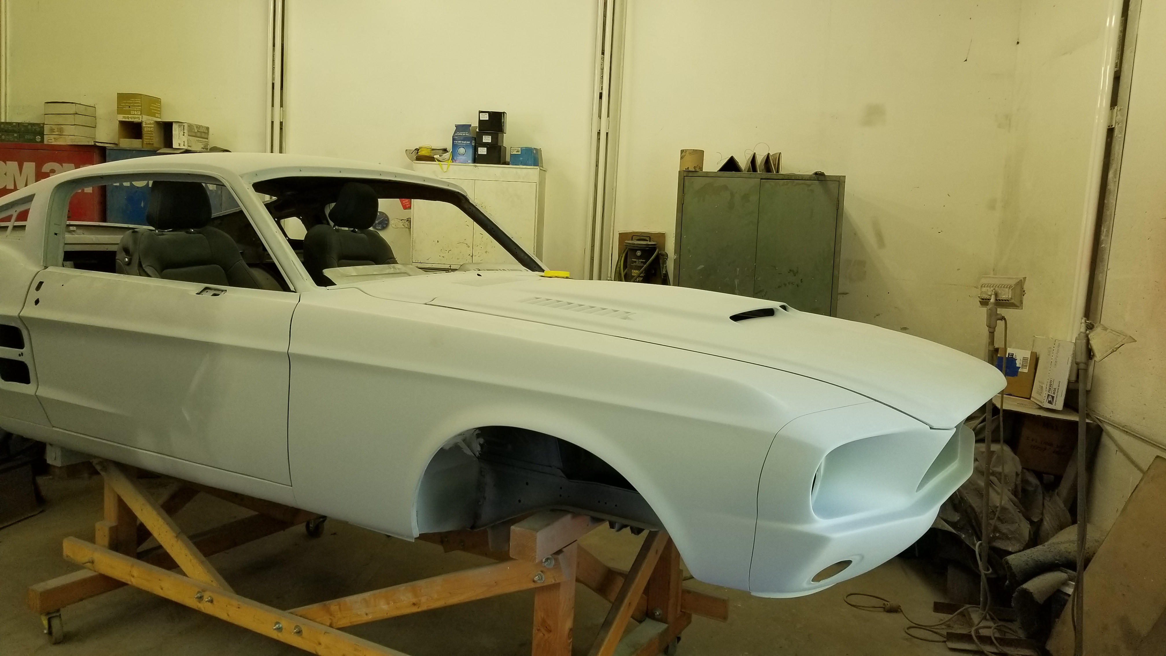 1967 Ford Mustang Restoration