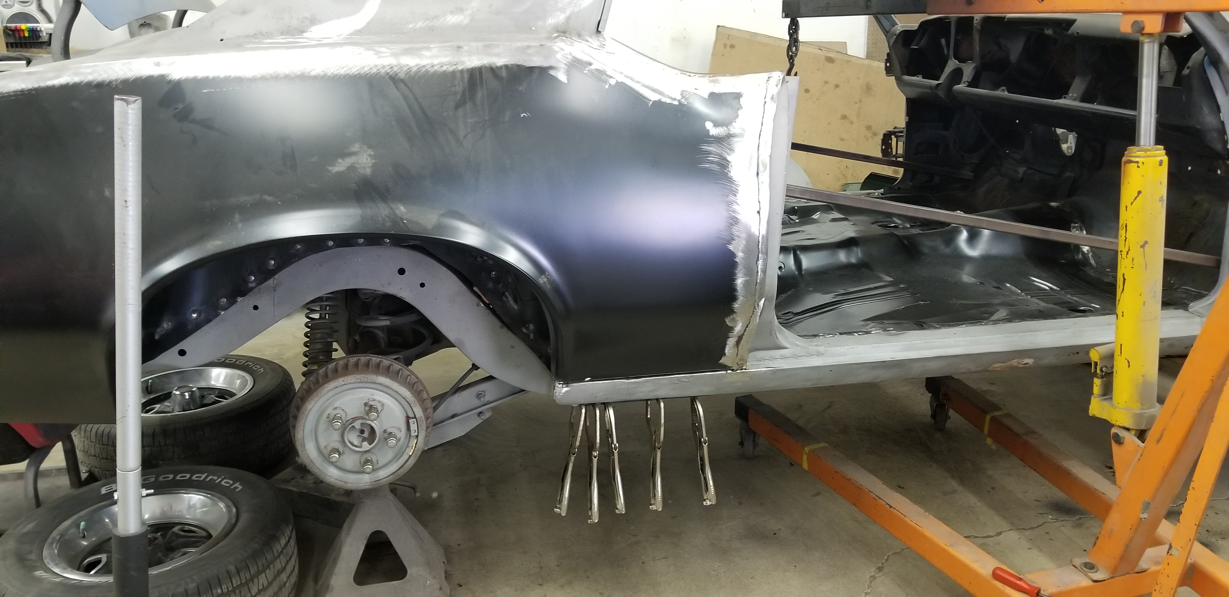 Oldsmobile Cutlass Restoration