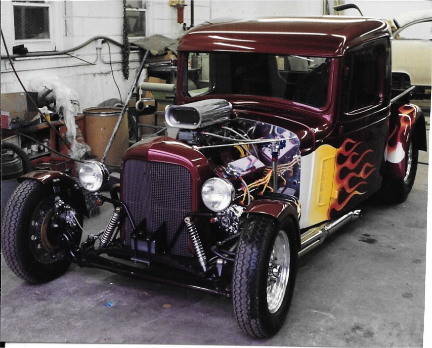 Full Custom 1930 Ford Pickup